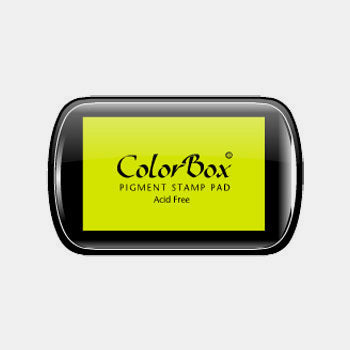 Encreur colorbox lime