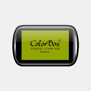 Encreur colorbox moss green