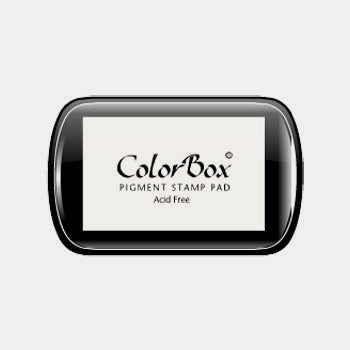 Encreur colorbox frost white