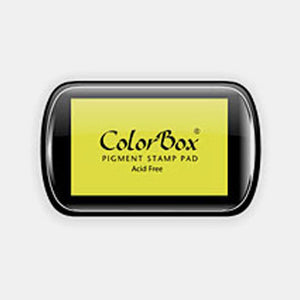 Encreur colorbox lemon grass