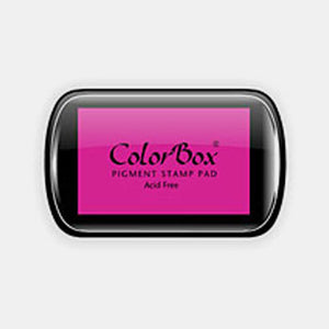 Encreur colorbox razzberry