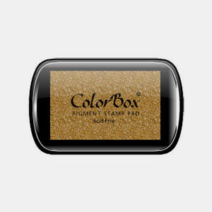 Encreur colorbox metallic copper
