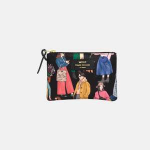 Trousse small pouch Girl