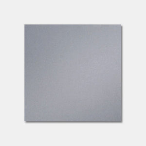 Pqt 25 cartes 160x160 vergé de france gris souris