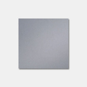 Pqt 25 cartes 130x130 vergé de france gris souris 210g