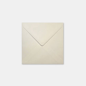 pqt 20 enveloppes 140x140 velin pur cotton creme
