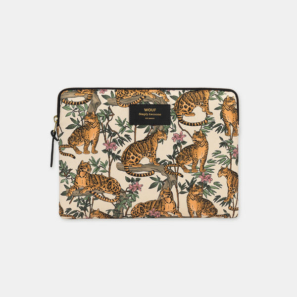 Housse pour Ipad Lazy Jungle