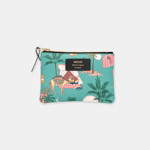 Trousse small pouch Sahara