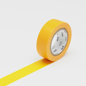 Masking tape uni orange himawari