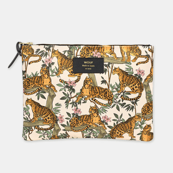 Trousse XL pouch Lazy jungle