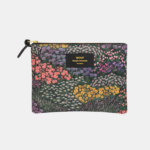 Trousse large pouch Meadow