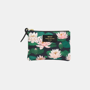 Trousse small pouch Nénuphars