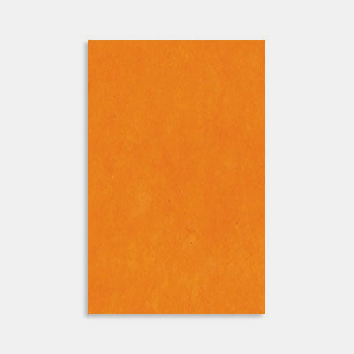 Feuille a4 papier nepalais 200g orange oyl1