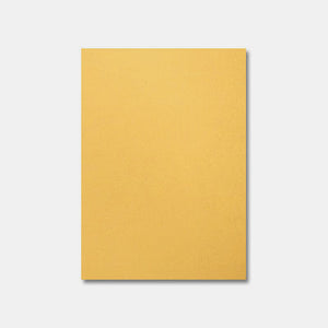 Feuille a4 papier metallise 120g or