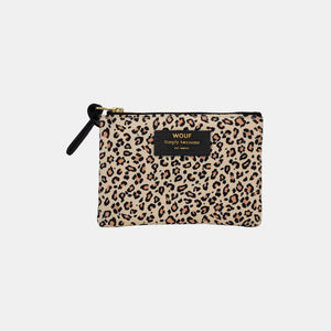 Trousse small pouch Pink savannah