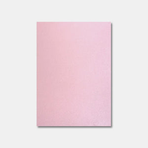 Feuille a4 papier metallise 120g rose
