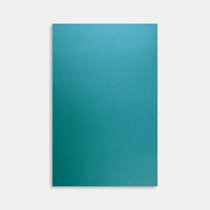 Feuille a4 papier metallise 135g turquoise