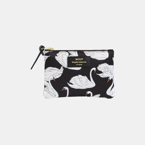 Trousse small pouch Cygnes