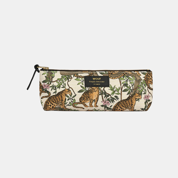 Trousse pour crayon Lazy Jungle