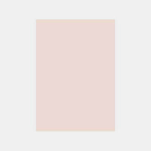 Feuille a4 papier velin 290g rose pale
