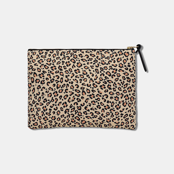Trousse large pouch Pink Savannah