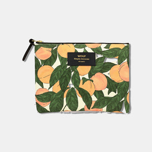 Trousse large pouch Peach