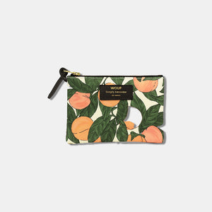 Trousse small pouch Peach
