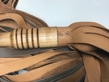 Load image into Gallery viewer, 2 Toned Spalted Flogger