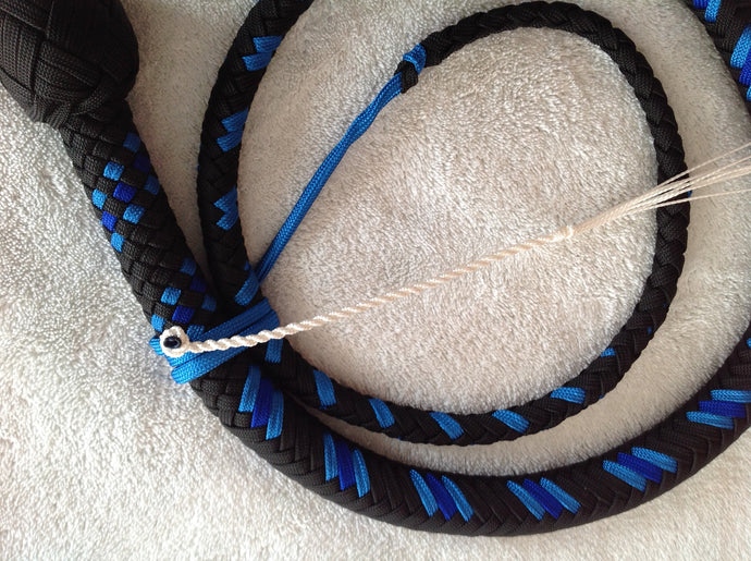 4 Foot Custom Nylon Snake Whip