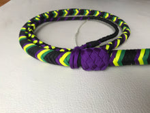 Load image into Gallery viewer, 4 Ft. Mardi Gras Bullwhip
