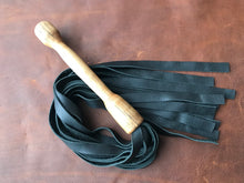 Load image into Gallery viewer, Spalted Maple Handled Flogger