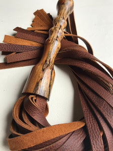 Spalted Sycamore Flogger