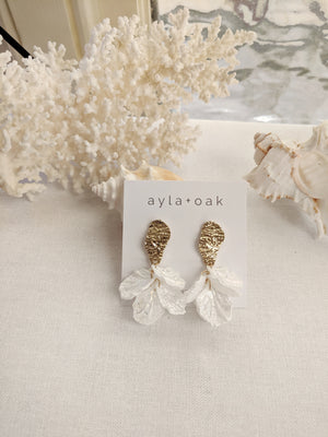 Floraison Earrings