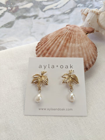 By the Shore Earrings