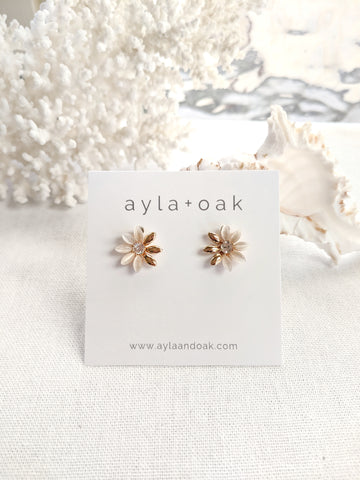 Ayla + Oak Saffiano Jewellery Case