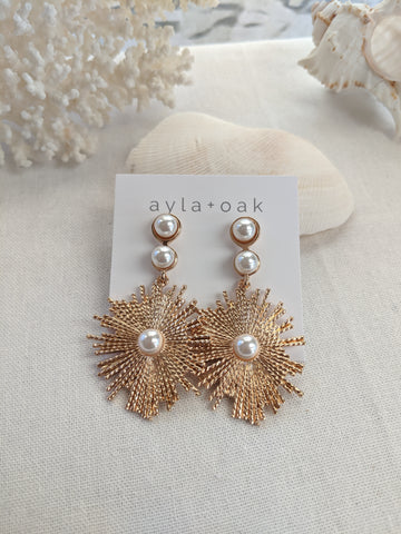 Harley Earrings - Gold