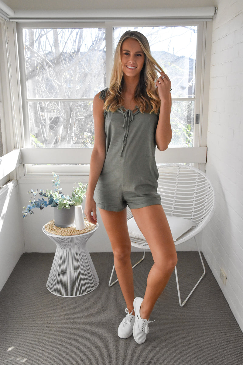 Sadie Playsuit