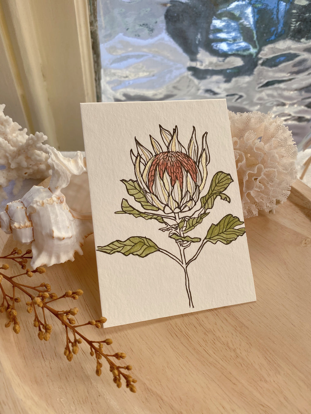 Ayla + Oak Botanical Prints - Design 12