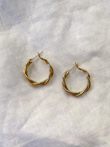 Natasha Mini Hoops