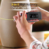 3-In-1 Measure King | Laser Measure | $27.10