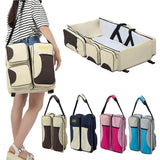 3 In 1 Multi Purpose Diaper Bag | Travel Bag | $27.38