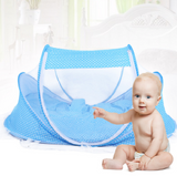 Baby Portable Foldable Crib | Mosquito Travel | $15.04