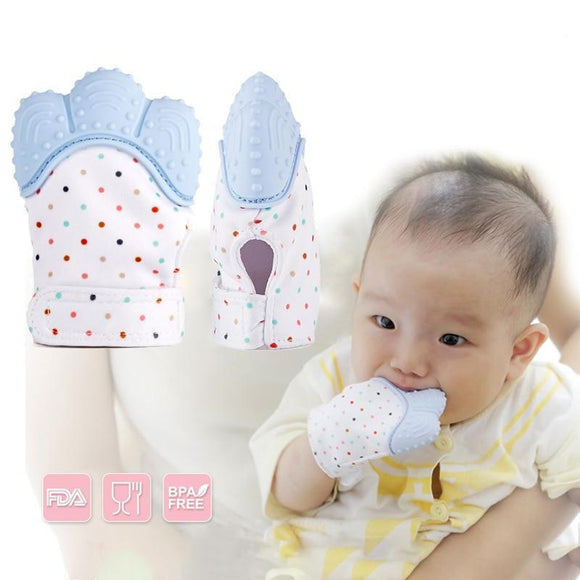 Baby Teething Mitten | Teeth | $8.94