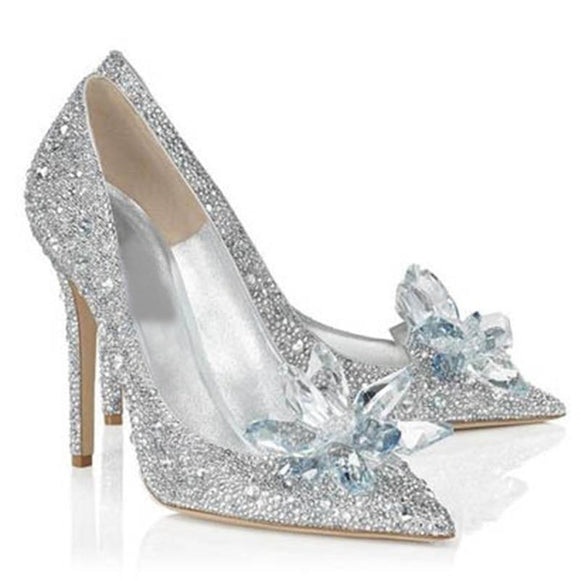 Cinderella Crystal Shoes | Women Shoes | $42.76