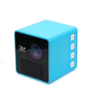 Dlp Pocket Smart Projector + Wifi | Projector Wifi | $192.72