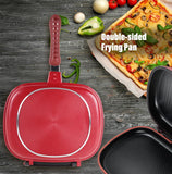 Double Sided Nonstick Grill Pan | Pan | $52.14