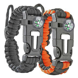 Multifunctional Survival Bracelet With Fire Stick | $7.00