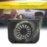 Solar Powered Car Ventilator | Car Solar Ventilator | $16.98