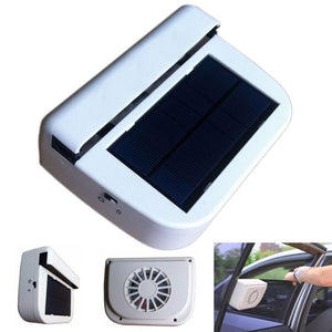 Solar Powered Car Ventilator | Car Solar Ventilator | $40.32