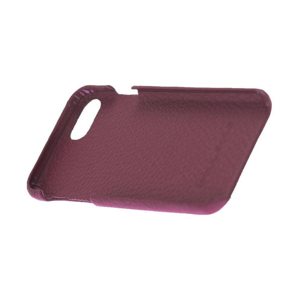 F360 Leder Back Cover Case Apple iPhone 7/8 - Floater Bordeaux
